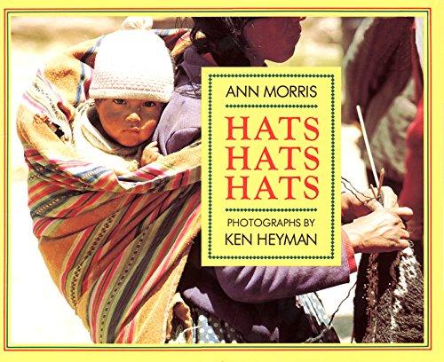 Hats, Hats, Hats (Around the World Series) ()