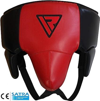 Child RDX Groin Guard MMA Abdominal Groin Cup Boxing Abdo Protector Jock Strap Muay thai