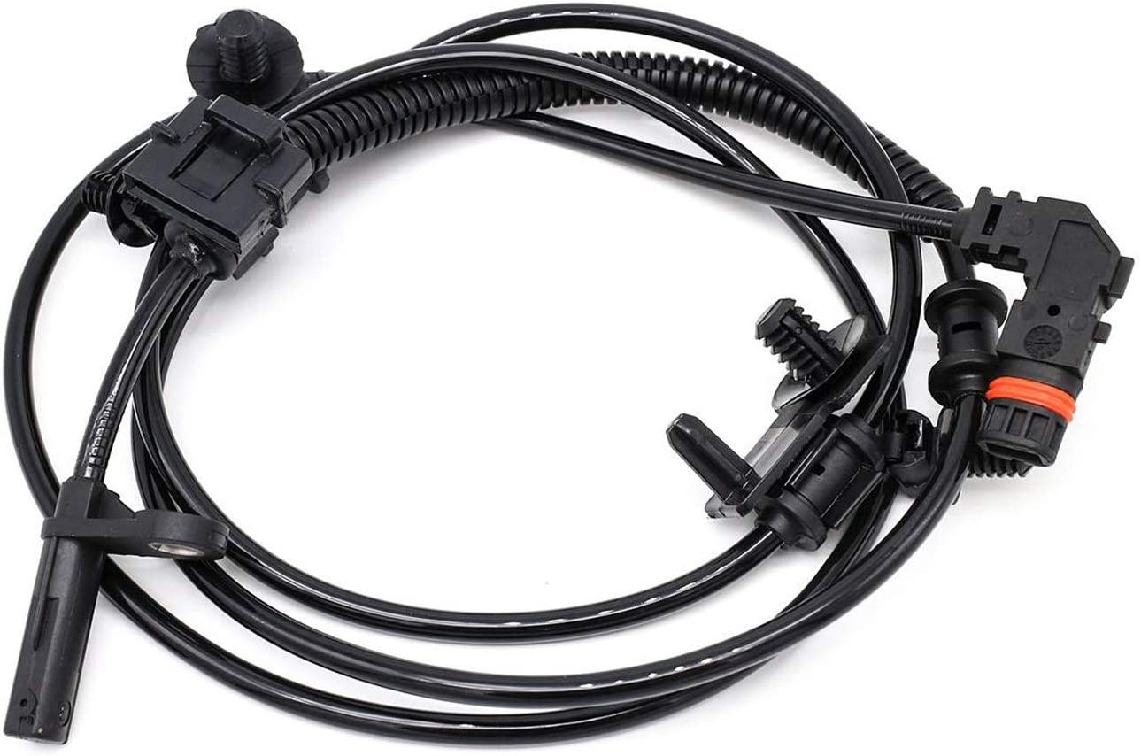 KARPAL Rear Left ABS Wheel Speed Sensor 4779247AA Compatible With Chrysler 300 Dodge Charger Challenger