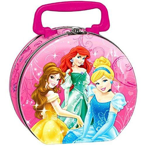 Amscan Disney Princess Sparkle Metal Box - Princess Metal Shopping Results