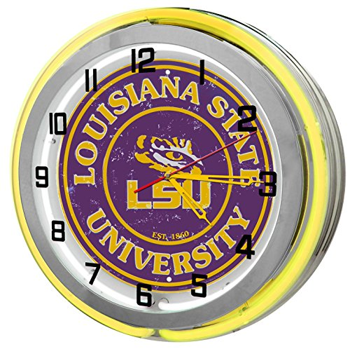Louisiana State University Yellow 18