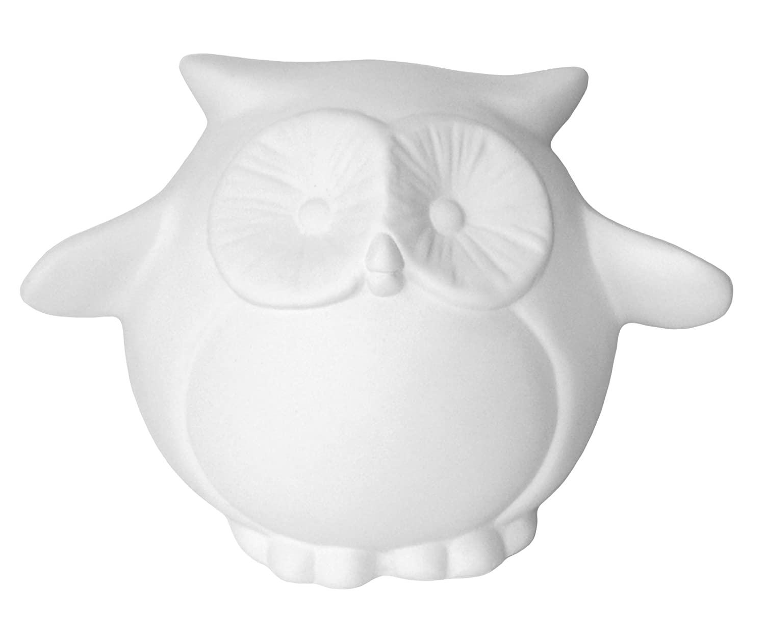 Paint Your Own Ceramic Keepsake The Wise Owl Bank