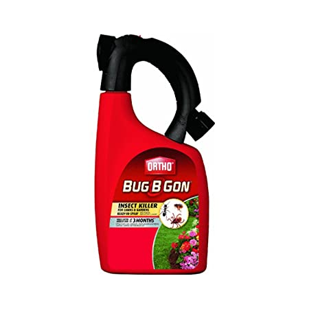 BUG-B-GON MAX QTS  - HOSE END SPRAYER (Pack of 6) [Kitchen & Home