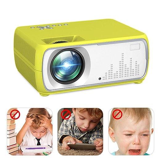 Sunniy Mini proyector portátil HD 1080P Proyector de educación ...