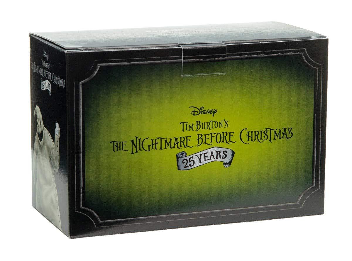 Nightmare Before Christmas Collectible Wine Glass Set (Jack & Sally) by DisneyWorld Co (Image #3)