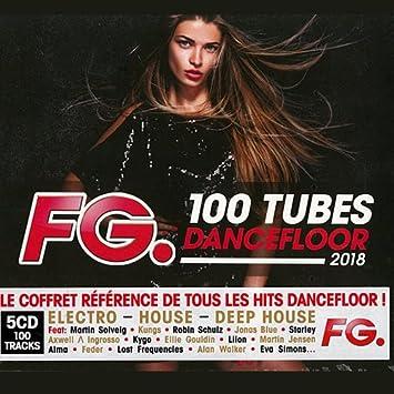 dancefloor fg 100 titres 10 ans