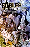Front cover for the book Fables, Vol. 8: Wolves by Bill Willingham