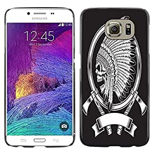 "Dragon Case - FOR Samsung Galaxy S6 - ""Early sow - Caja protectora de pl??stico duro de la cubierta Dise?¡Ào Slim Fit"