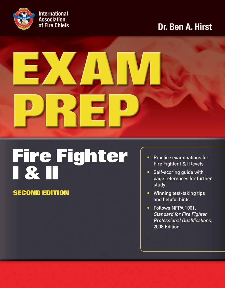 Exam Prep: Fire Fighter I and II (Exam Prep (Jones & Bartlett Publishers))