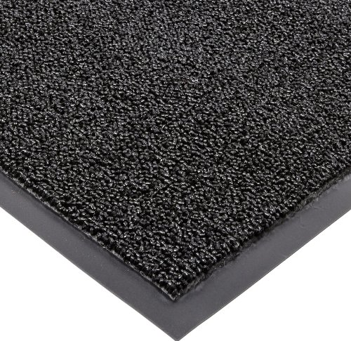 Notrax Non-Absorbent Fiber 231 Prelude Entrance Mat, for Outdoor and Heavy Traffic Areas, 3' Width x 6' Length x 1/4