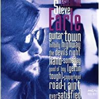 The Essential Steve Earle - Greatest Hits