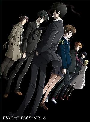 PSYCHO-PASS サイコパス 新編集版 DVD