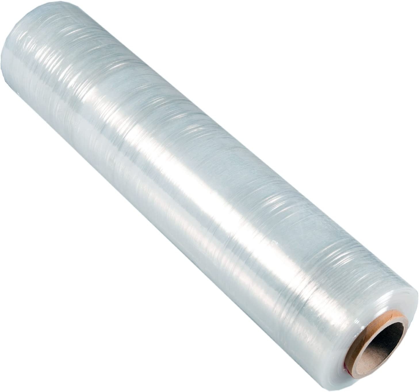 Clear 18 x 1500 Ft Per Roll LTB 2070 Stretch Wrap Film Pack of 4 70 Gauge