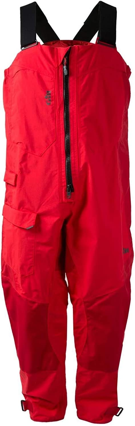 Waterproof /& Breathable Lightweight Thermal Lining Gill OS2 Offshore Coastal Yacht Sailing and Boating Trousers Red