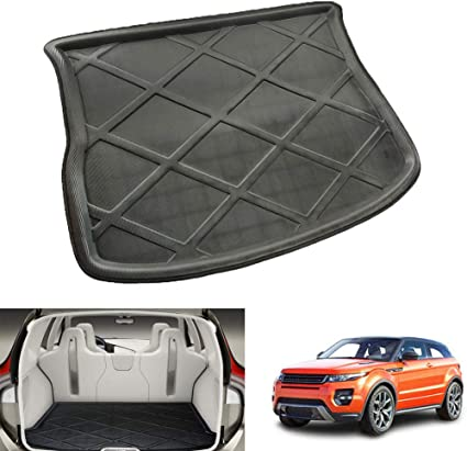 Land Rover Range Rover Evoque 2013 On Quilted Car Waterproof Boot Liner Mat