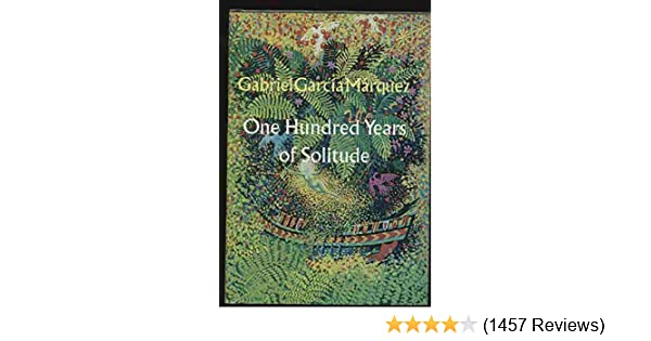 One hundred years of solitude gabriel garcia marquez amazon books fandeluxe Gallery