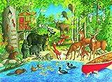 Ravensburger Woodland Friends Puzzle (200-Piece)