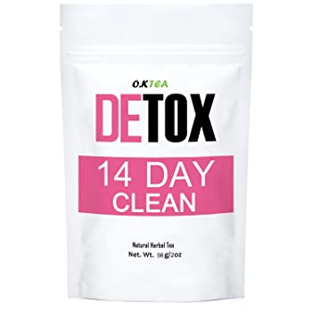 O.K. Tea 14-Day Detox Tea