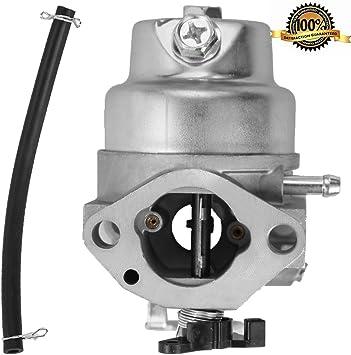 Amazon.com: Carburador para motor de cortacésped Husqvarna ...