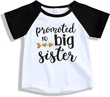 Big Brother Toddler Baby Boy Short Sleeve Tops T-shirt Blouse Cotton Clothes USA