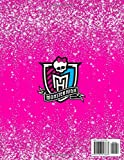 MONSTER HIGH Coloring Book: Great Coloring Book for