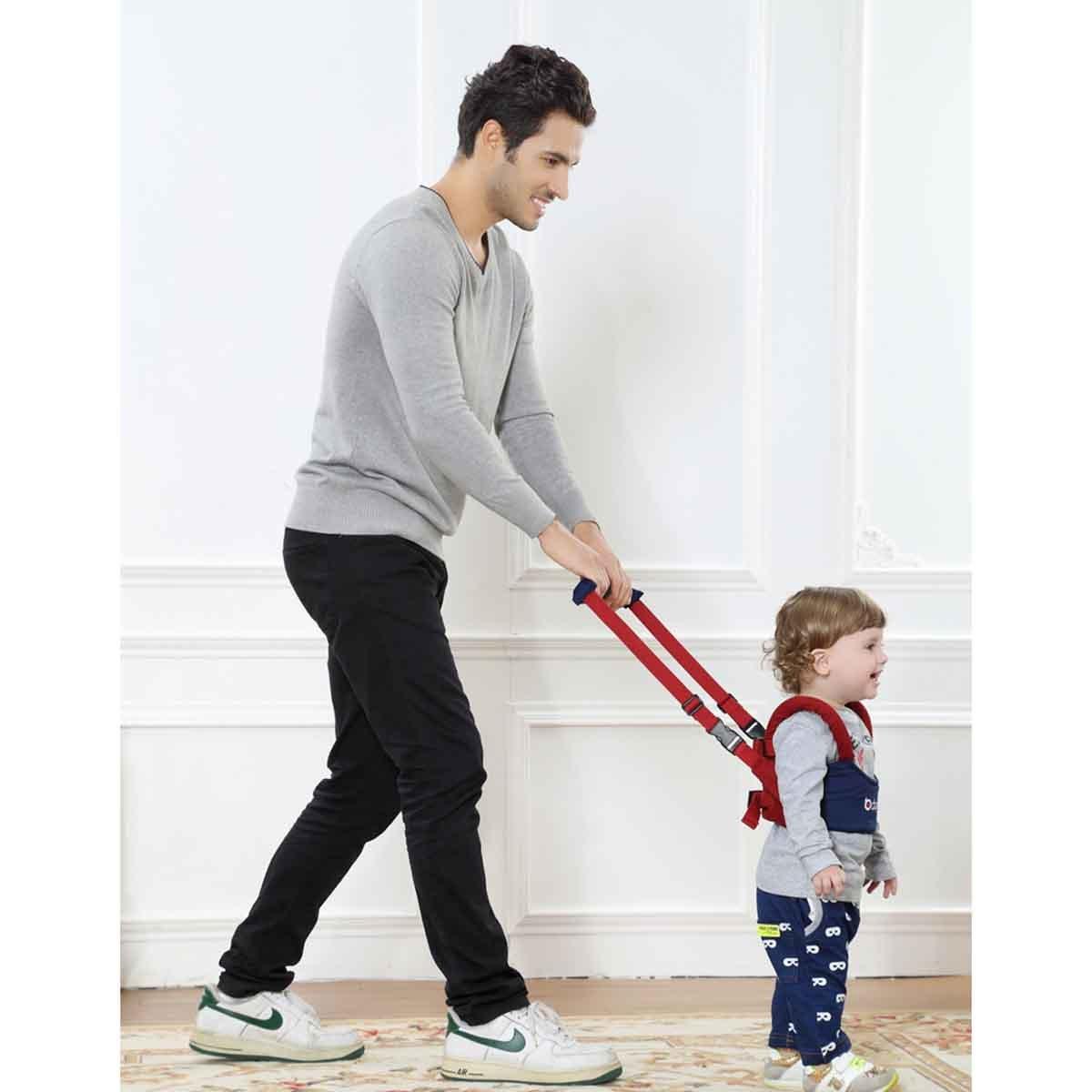 db79c2b41318 Happy Cherry-Harnais de Sécurité Pour Bébé -Porte bébé aide à la marche -