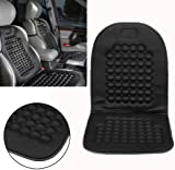 Car Seat Cover,Byste Universal Car Van Seat Cushion Thin Cool Comfortable Massage Health Protector, Relieving Driving Fatigue