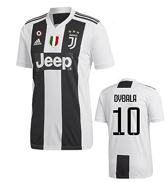 best service 09553 dd26d Amazon.com: Juventus Dybala Home Jersey 2018/19 Original ...