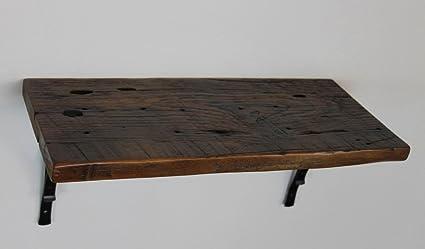 Reclaimed, Wood Shelf, Pine, 24u0026quot; X 8u0026quot; X 1u0026quot;,