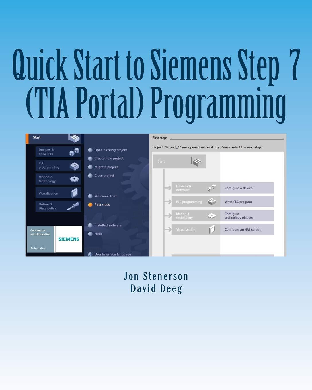 Quick Start to Programming in Siemens Step 7 (TIA Portal