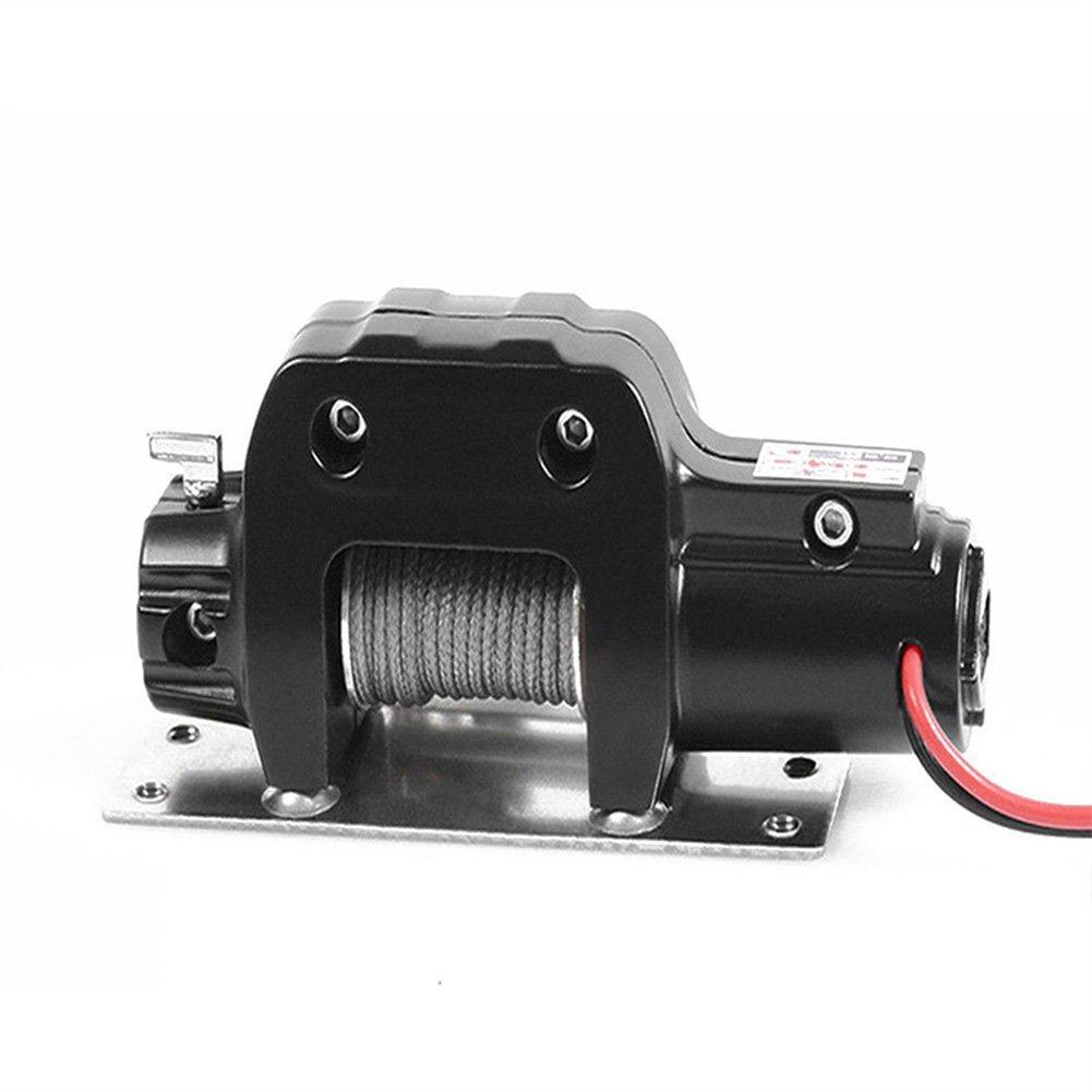 Alftek RC Car MiniMetal Electric Winch
