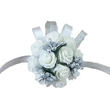 Amazon Wildgirl Wedding Bridesmaid Bride Prom Bridal Wrist