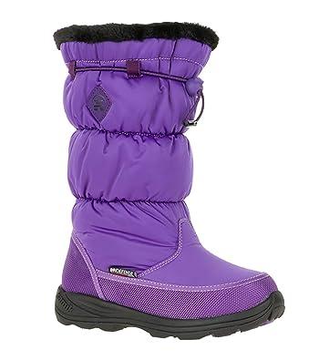 7a481bd1 Amazon.com | Kamik Toddler Garnet Snow Boots Purple / Violet 5 | Boots