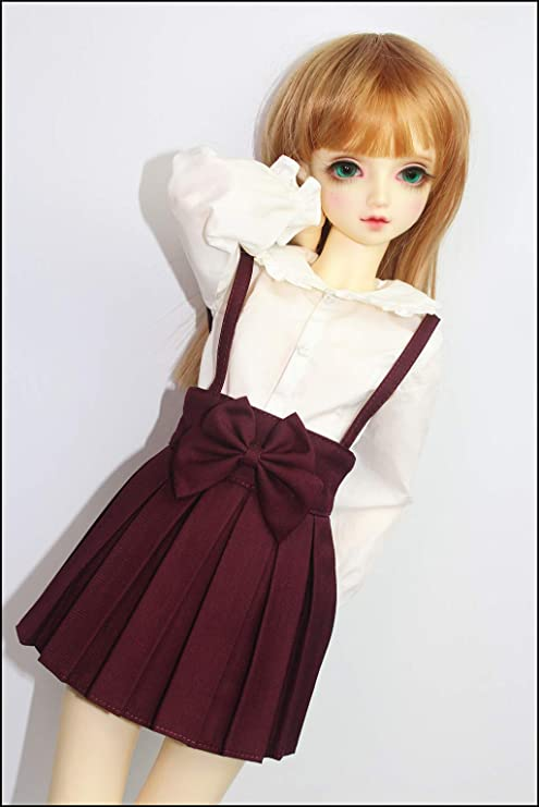 de261d52692 Image Unavailable. Image not available for. Color  HYCY BJD Handmade Doll  Dress ...