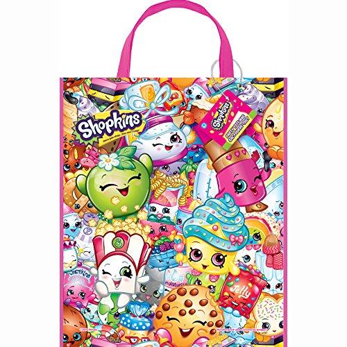 Large Plastic Shopkins Goodie Bag, 13