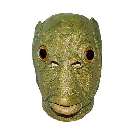 YX YangXu máscara de Halloween, Fiesta de Halloween de Baile ...