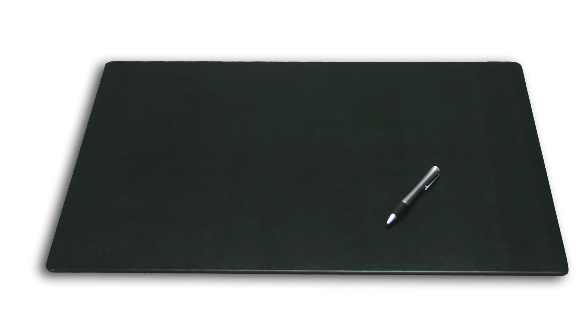 Dacasso Leather Conference Table Pad, 20 by 16-Inch, Black