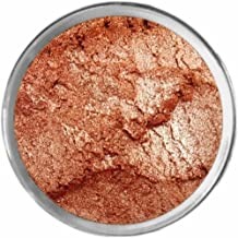 ANTIQUE Loose Powder Mineral Shimmer Multi Use Eyes Face Color Makeup Bare Earth Pigment Minerals Make Up Cosmetics By MAD Minerals Cruelty Free - 10 Gram Sized Sifter Jar