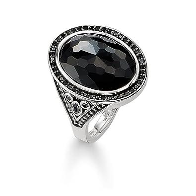 ed06e7ba3964 Thomas Sabo Women Cocktail Ring 925 Sterling Silver