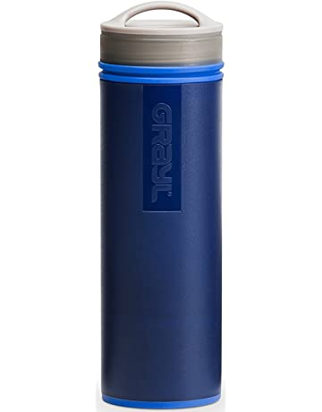 grayl ultraligero botella de filtro purificador de agua [+]