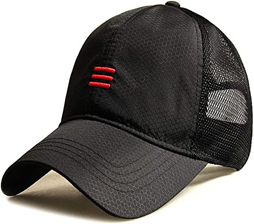 sdssup Sombrero Gorra de béisbol de Malla Masculina de Verano ...