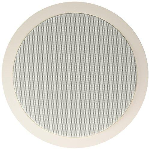 Klipsch R-1800-C In-ceiling Loudspeaker White by Klipsch