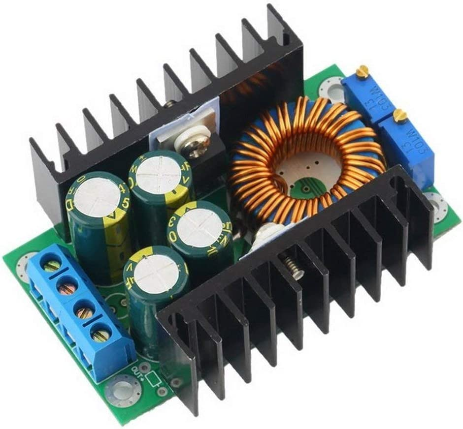 DC-DC CC CV Buck Converter Step-down Power Supply Module 8-40V to 1.25-36V WE