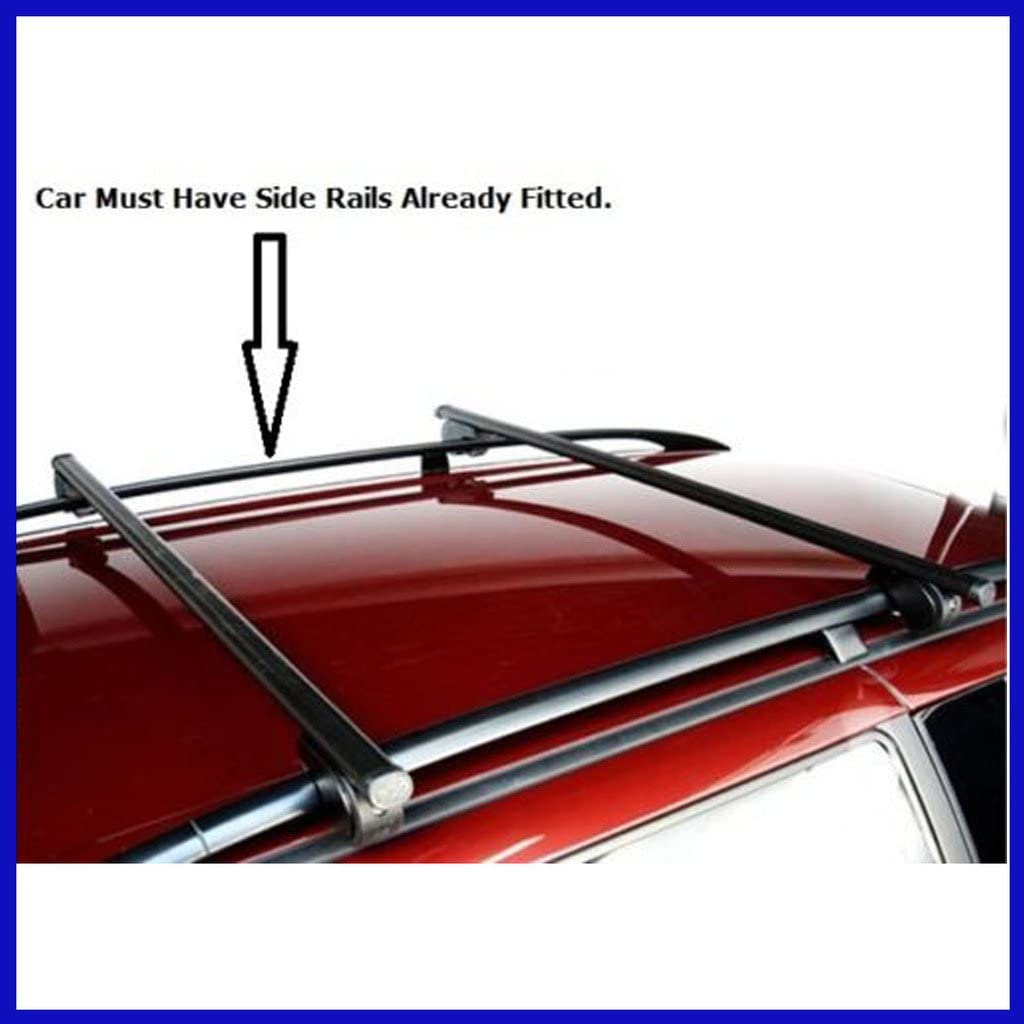 MERCEDES-BENZ E-CLASS ESTATE 10-ON DYNAMIC ANTI-THEFT LOCKABLE ROOF BARS