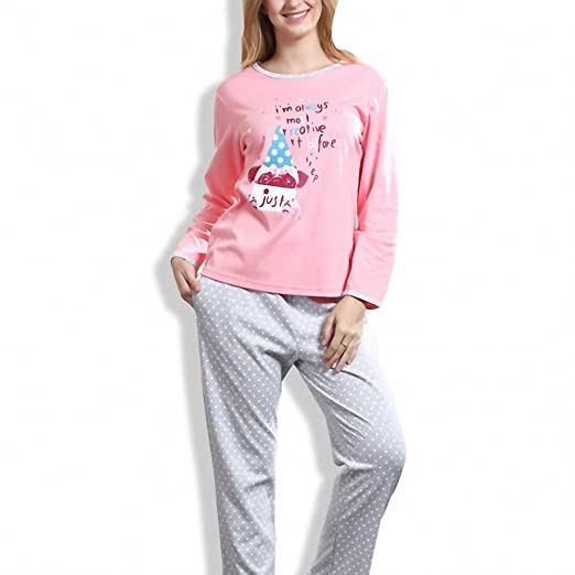 new pink Christmas Pyjama Femme Pink Pijamas Mujer Pajama Set Pyjamas Women Pajamas Pyjama at Amazon Womens Clothing store: