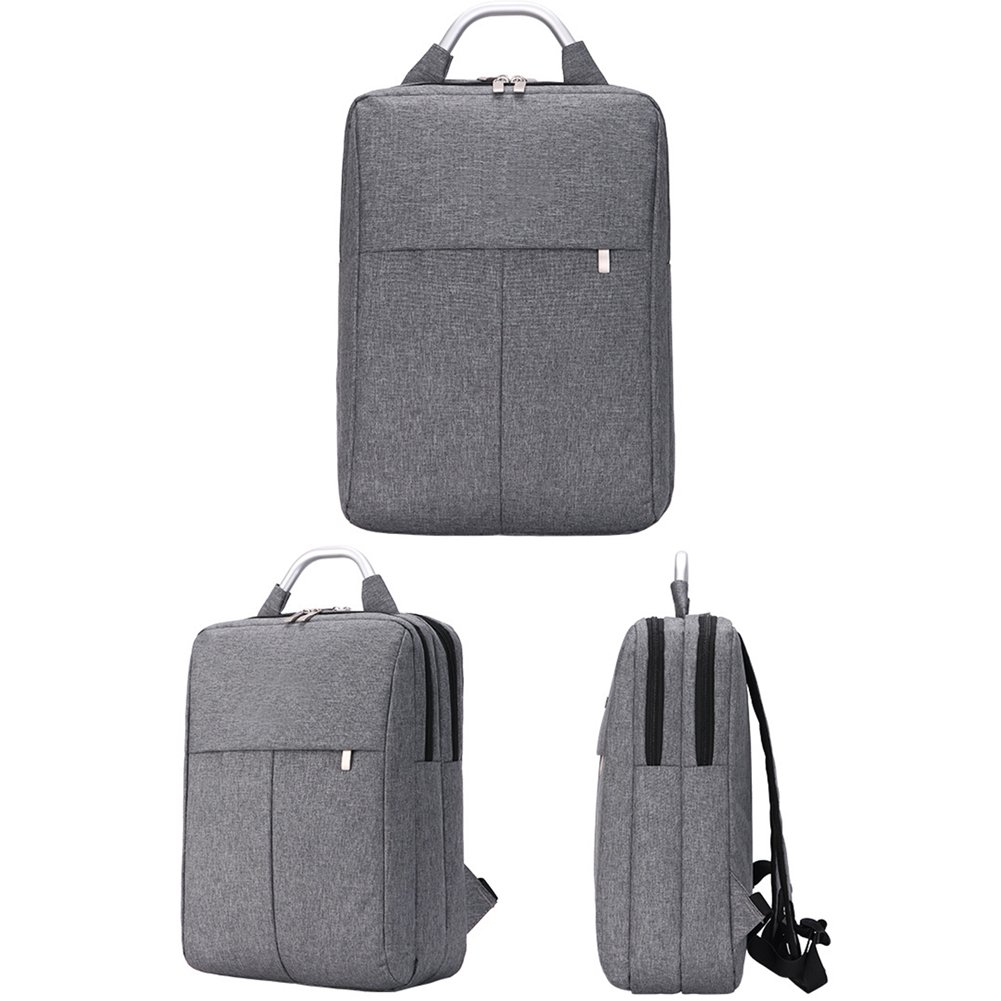 Kimmyi Laptop Backpack 15.6 inch Minimalist Large Capacity Business Bag Travel Backpack for Men and Women Teenagers and Adults