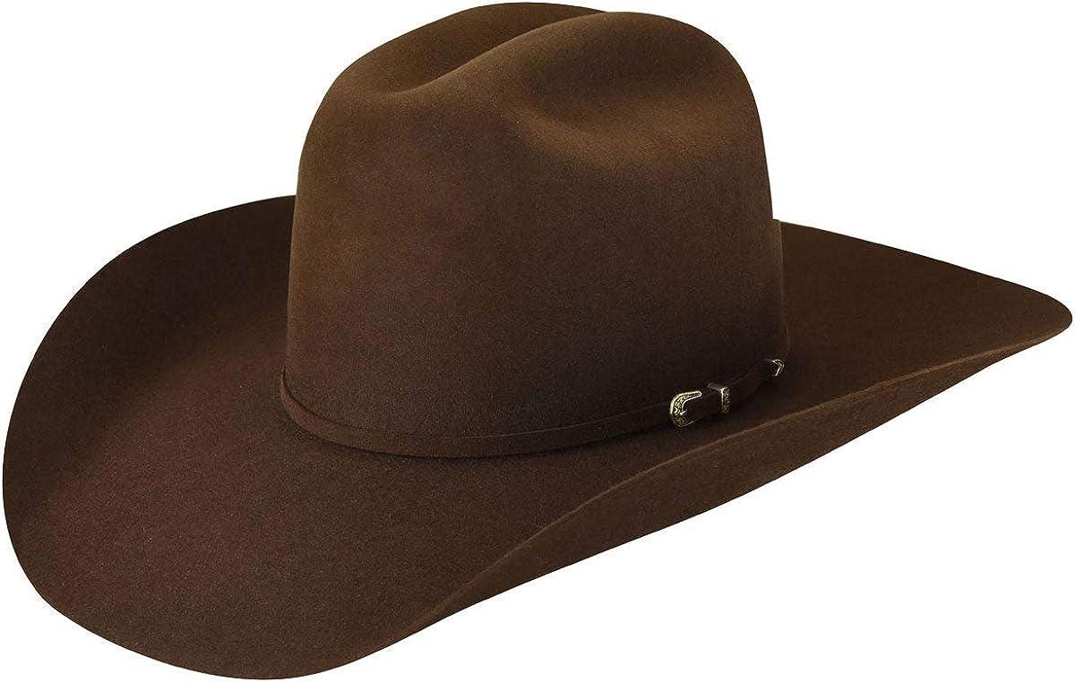 7 1//4 Bailey Western Gage 10X Western Hat Brown