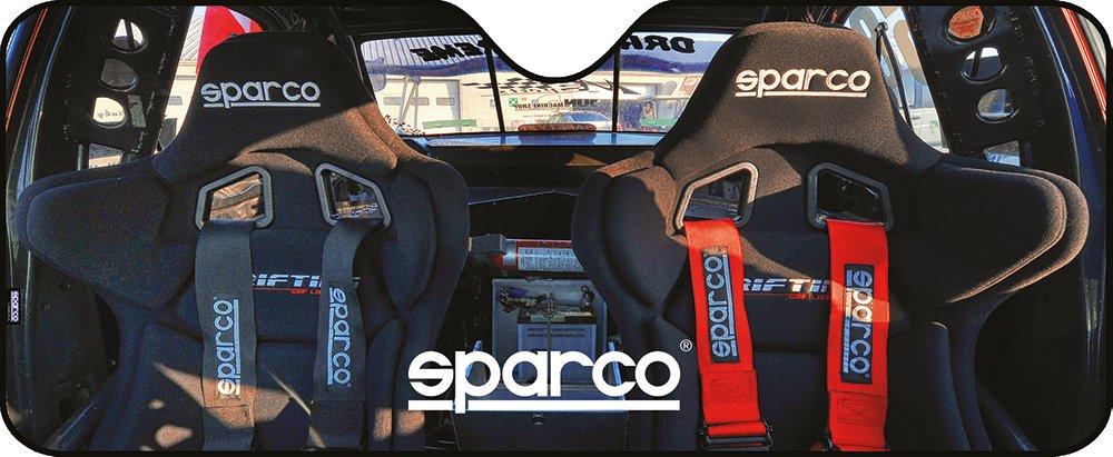 Sparco SPC1717M Parasole, 130 x 70