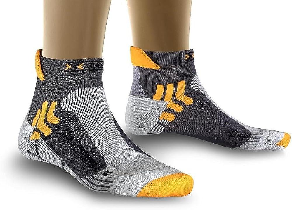 X-Socks Run Perforce Calze Uomo