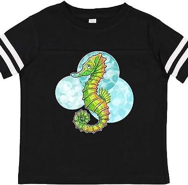 inktastic Seahorse Toddler T-Shirt